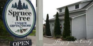 The Spruce Tree